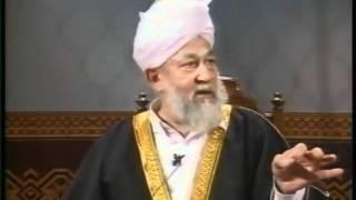 Liqa Ma'al Arab #58 Question/Answer English/Arabic by Hadrat Mirza Tahir Ahmad(rh), Islam Ahmadiyya