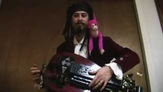 Pirates of the Carribean Hurdy-Gurdy Cover