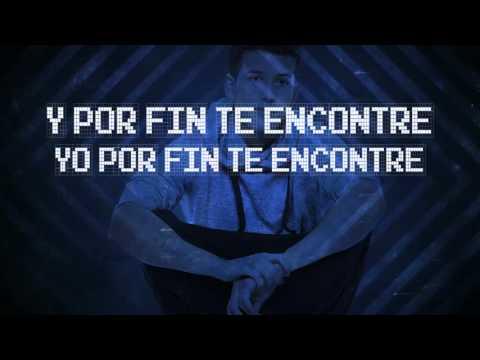 Cali Y El Dandee - Por Fin Te Encontré Ft. Letra (video Lyrics)