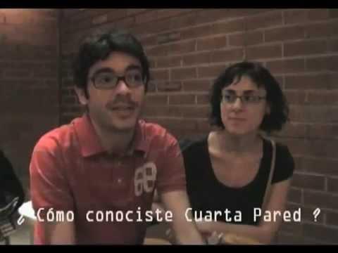 Sala Teatro Cuarta Pared: ¿Que es cuarta pared? - YouTube