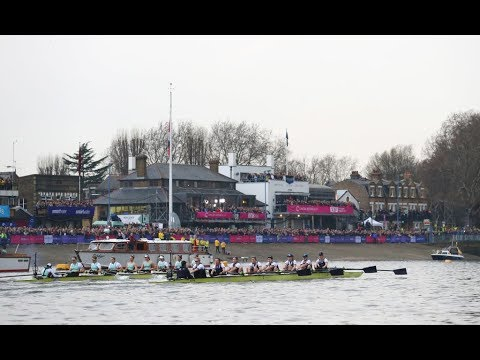 The 73rd Women's Boat Race