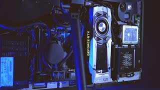 """Digital Storm Aura - Curved 34"""" AIO (All-in-One) Gaming PC"""