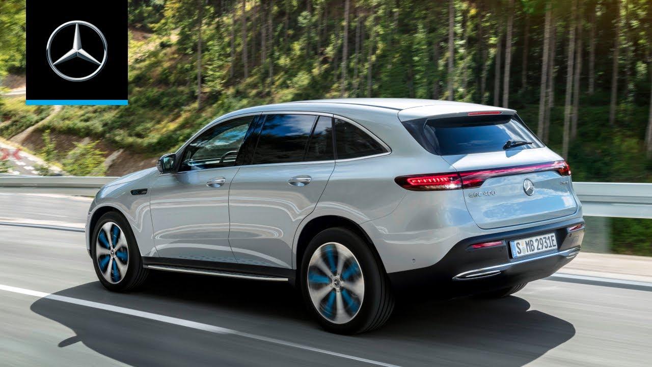 Mercedes-Benz EQC (2019): A Silent Road Trip