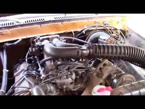 EFI 460 Ford idle issues - YouTube