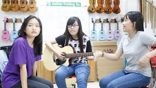 Học đệm hát guitar sau 2 tháng tại Guitar Trường Sa Cần Thơ