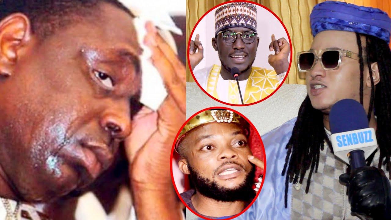 Mauvaise nouvelle pour Macky? Kounkandé tacle et détruit M.Dramé, Idrissa Ndiaye et Prince «Féne