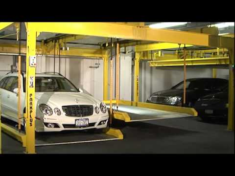 Car Parking System: Suspended Platform