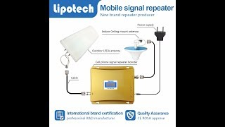 Mobile Phone Signal Booster Repeater 3G 2100Mhz