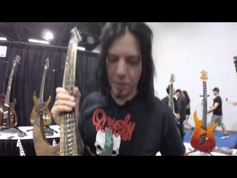 NAMM 2016 - Ormsby Guitars   GEAR GODS