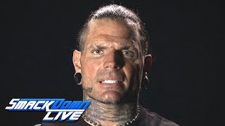 Jeff Hardy will bring his intensity into Hell in a Cell: SmackDown LIVE, Sept. 6, 2018