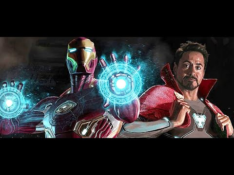 Avengers Infinity War Part 2 Title - Iron Man Doctor Strange Scene Explained