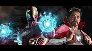 Avengers Infinity War Part 2 Title - Iron Man Doctor Strange Scene Explained