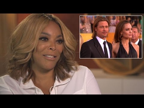Wendy Williams Doesn't Feel Sorry for Brad Pitt and Angelina Jolie: I'm Team Jen