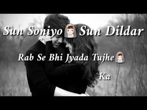 sun-sonio-sun-dildar-whatsapp-status