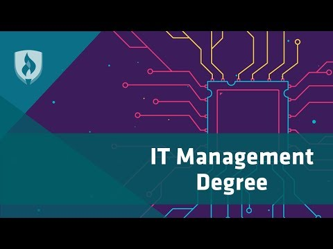 What Can You Do with an IT Management Degree?