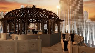 Virtual Planner | Palace Downtown - Viewing Deck