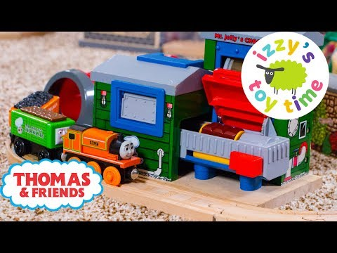 Thumbnail: THOMAS TRAIN NEW HOUSE GRAB BAG! Thomas and Friends with Brio and Trackmaster | Toy Trains for Kids
