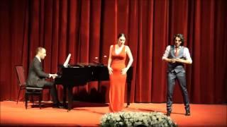 Nurcihan Abdullah Düet ( Ah Söyleşebilsek )  - Selman Ada / Ali Baba ve Kırk