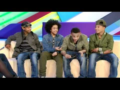 Mindless Behavior  T4