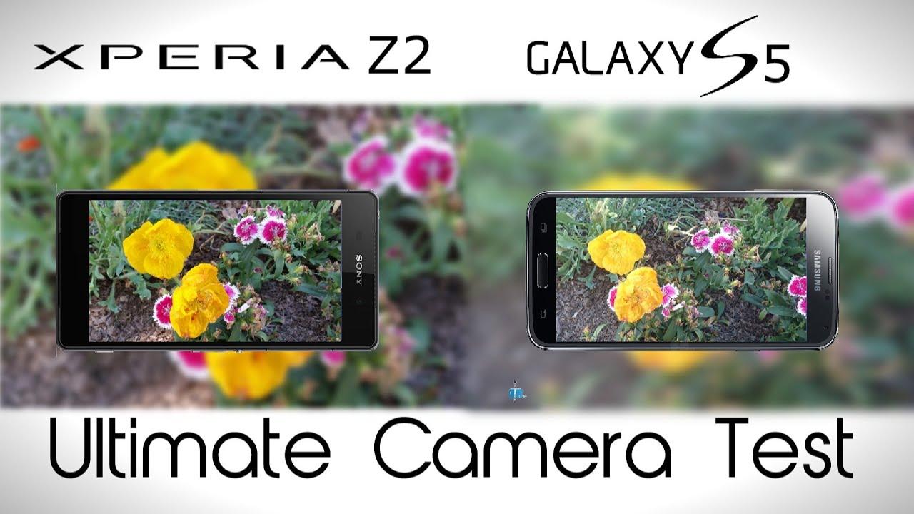 Sony xperia z3 vs samsung galaxy s6