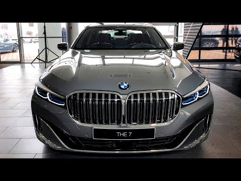 New BMW 7 Series 750Li (2020) - Walkaround