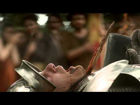 Mountain's First Duel At Tournament - Gregor Clegane - Game Of Thrones 1x04 (HD)