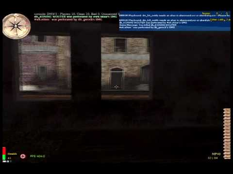 SH clanbase moh:sh spearhead war wk vs db skaar