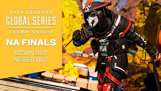 TSM with an Axe To The Face | Game 3 | ALGS NA Championship Finals | Apex Legends