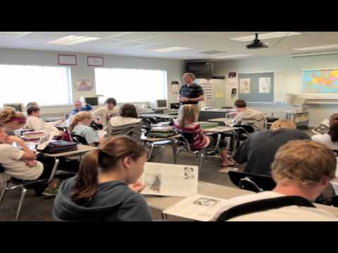 Epson Marksheet Pilot Program at Lynden Christian Schools