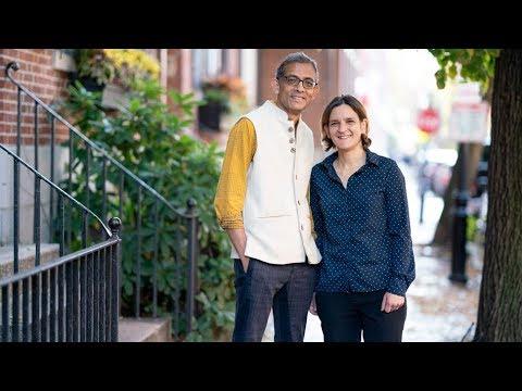 MIT economists Esther Duflo and Abhijit Banerjee win Nobel Prize (press conference)