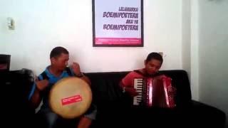 AHOI - Pakpung  dan Akordeon Alat Musik Tradisional Boemipoetera - Pariwisata Sumut