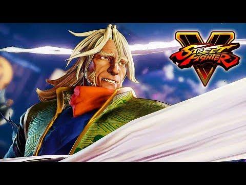 Street Fighter 5 - ZEKU Reveal Trailer @ 1080p (60ᶠᵖˢ) HD ✔