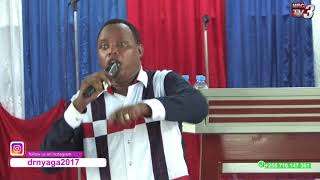 Jinsi ya kushinda uchawi na Mtume na Nabii DR. PETER NYAGA