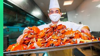 How to BEAT a LUXURY BUFFET!!! UNLIMITED SEAFOOD!!
