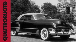 Cadillac Serie 62, pinne made in USA Classic Test Drive