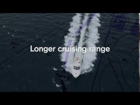 Volvo Penta IPS – Up to 40 per cent longer cruising range
