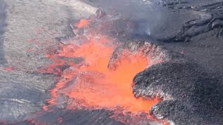 Earthquakes near Kilauea volcano are getting stronger, geophysicist says