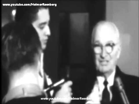 December 1, 1963 - Harry Truman interviewed about late President Kennedy and new President Johnson