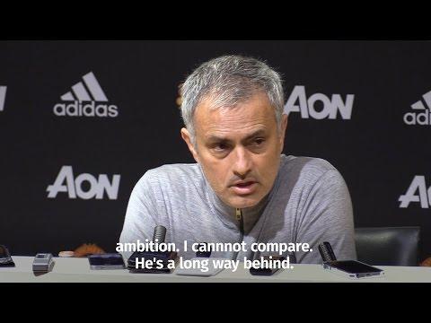 Watch Jose Mourinho Blast Manchester United Defender Luke Shaw