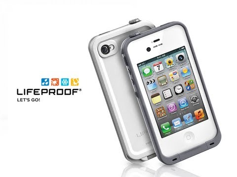 iPhone 4/4s LifeProof case Review