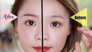 Tạo Dáng Lông Mày Đơn Giản Tại Nhà ♡ Easy Steps to Shape Your Eyebrows ♡ TrinhPham