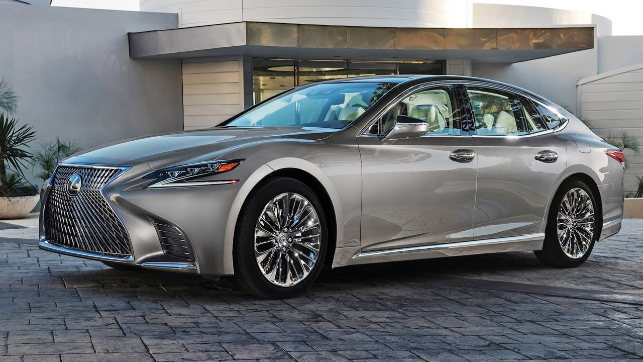 The Best Luxury Cars Of 2018: Lexus LS (2018) Luxury Sedan [YOUCAR]