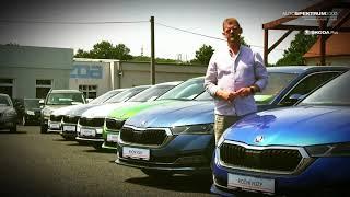 Martin Stránský vás provede největším centrem ojetých vozů v Karlovarském kraji.