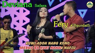 Keserimpet Bojone Konco - Deviana Safara | (Official Video) #music