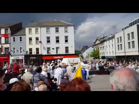 Corpus Christi Waterford Procession May 29th 2016
