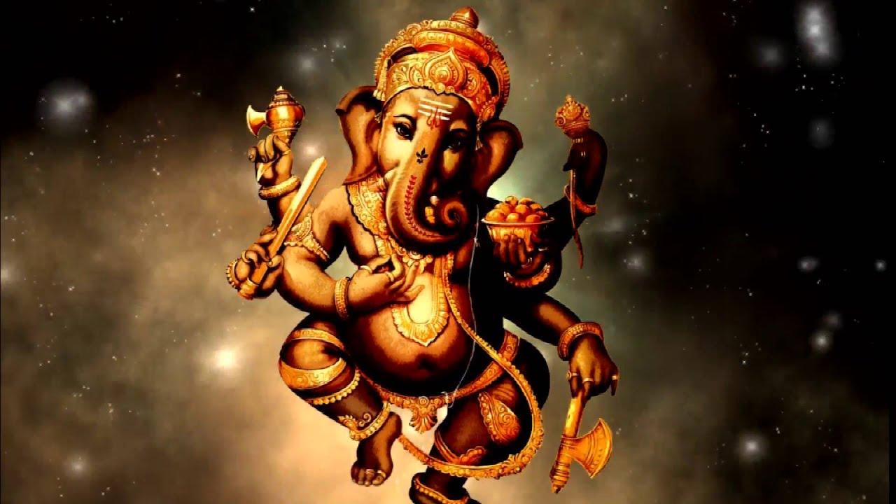 Hindu Gods Wallpaper For Desktop: Jai Ganesh Jai Ganesh Jai Ganesh Deva