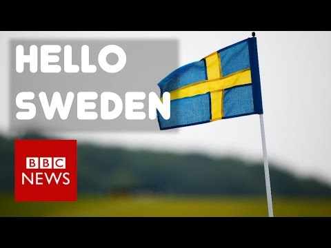 Swedish number allows you to call random Swedes - BBC News