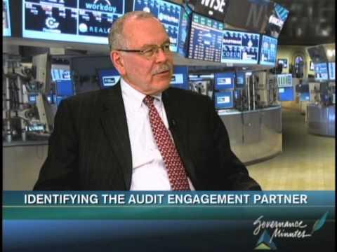 Identifying the Audit Engagement Partner