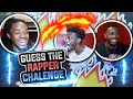 GUESS THAT RAPPER CHALLENGE **ULTIMATE COMPETITION**