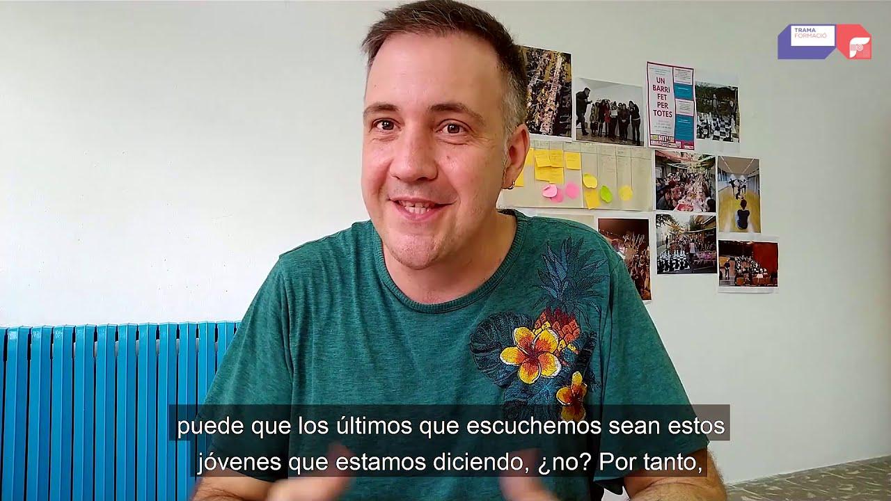 Trama/Antonio Alcántara